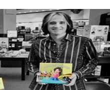 Watch Ex-Keel Guitarist Marc Ferrari Talk About His New Children's Book