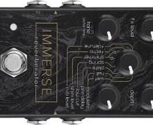 Neunaber Immerse Reverberator Guitar Pedal – Reviews, Price, Reverb