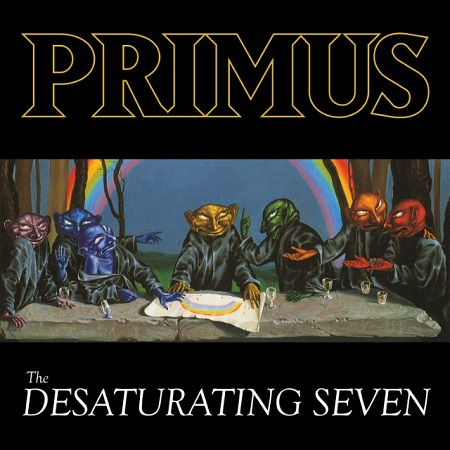 "Hear New Primus Track ""The Seven"" from 'The Desaturating Seven' - Original Lineup, Listen!"