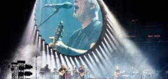"""David Gilmour:  First Look @ 'Live at Pompeii' Performance of """"Rattle that Lock"""""""