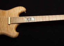 Jerry Garcia Eco-Friendly & Plastic-Free 'Ocean' Guitar