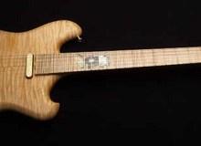 Jerry Garcia Eco-Friendly & Plastic-Free 'Ocean' Guitar