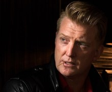 Watch Comedian Rob Delaney Interview Josh Homme of Queens of the Stone Age