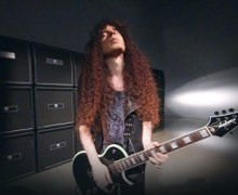 Ex-Megadeth Guitarist Marty Friedman Releases New Video 'Whiteworm'