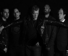 """New Song by Queens of the Stone Age, """"The Evil Has Landed"""""""