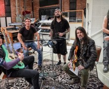 Supergroup: Billy Sheehan, Mike Portnoy, Bumblefoot, Jeff Scott Soto, Derek Sherinian Form Sons of Apollo