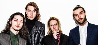 The Hunna Announce Reading Festival Signing Session