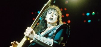Ex-KISS Guitarist Vinnie Vincent Announced for 2018 Atlanta Kiss Expo