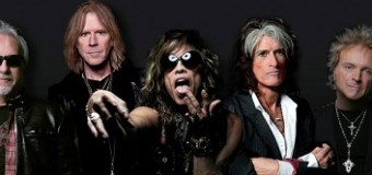 """Aerosmith Cancels South American/Mexico Dates – Steven Tyler Needed """"Immediate Care"""""""