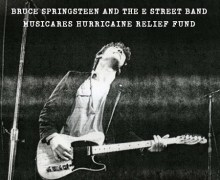 Bruce Springsteen 'Houston '78' – Album to Benefit Hurricane Relief Fund