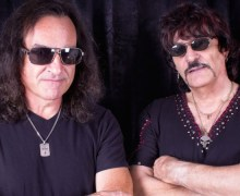 Carmine & Vinny Appice Announce New Album Listening Party @ The Cutting Room in NYC