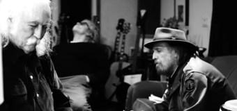 Ex-Byrds Co-Founder Chris Hillman Readies New Tom Petty Produced Album, w/ David Crosby