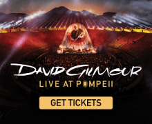 David Gilmour Talks 'Live at Pompeii' Before Gala Screening – Get Tickets