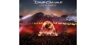 David Gilmour Live at Pompeii 2xCD, BLU-RAY, 2xDVD, BLU-RAY + CD DELUXE EDITION BOXSET, 4xLP BOXSET