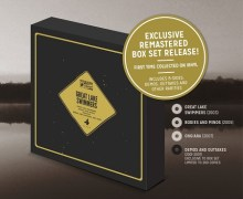 Great Lake Swimmers Vinyl BOX SET – LP, Self-titled, Bodies And Minds, Ongiara, Listen!