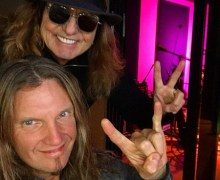 "New Whitesnake Record: Joel Hoekstra, ""My guitars are DONE"" 2018"