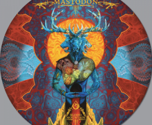 Mastodon Crack The Skye, Blood Mountain, The Hunter on Limited Edition Picture Disc!