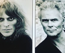 Michael Des Barres & Vinny Appice @ the Chiller Theatre Expo in New Jersey Oct 27th -29th