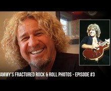 1977:  Sammy Hagar's Fractured Rock & Roll Photos