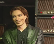 """Steve Vai On Frank Zappa Hologram Tour, """"It's an """"opportunity to engage in a massive """"nostalgic hernia"""""""""""