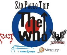 Setlist:  The Cult in São Paulo, Brazil 2017 w/ The Who