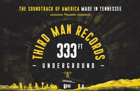 Third Man Records Contest - 333 Ft Underground @ Cumberland Caverns - Jack White, Margo Price