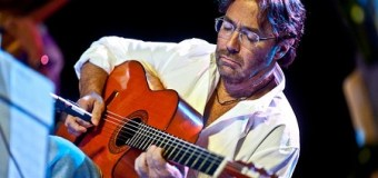 Watch Al Di Meola Rehearse Track from New Studio Album, 'Opus'