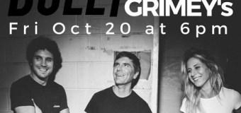 Bully @ Grimey's in Nashville Oct 20th