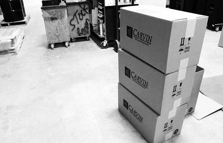 Carvin Audio is Shutting Down, Liquidation Sale