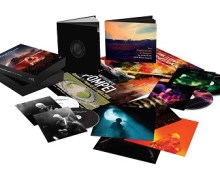 David Gilmour Live at Pompeii Deluxe Edition Unboxing