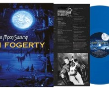 John Fogerty Blue Moon Swamp 20th Blue Vinyl Anniversary, LP