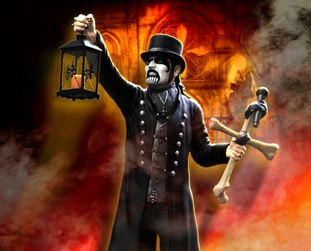 King Diamond Statue Announced - Limited Edition, Rock Iconz