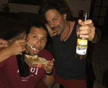 "Jeff Scott Soto, ""There's no dieting or AA meetings at the (Richie) Kotzen house"""