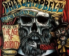 Phil Campbell and the Bastard Sons New Album 'The Age of Absurdity' Announced