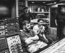 Prophets of Rage: Behind the Scenes Footage from the Recording Studio