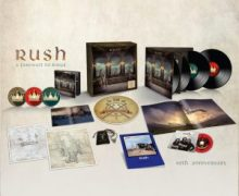 Rush 'A Farewell to Kings' 40th Anniversary Details