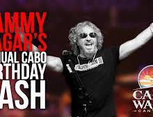 Sammy Hagar Birthday Bash Movie in Theaters Dec. 5th