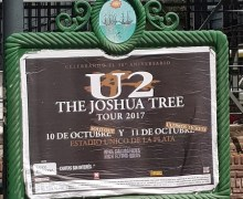 U2 w/ Noel Gallagher Argentina La Plata, Photos, Videos