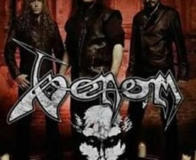 Venom 2017 South America Tour Launches