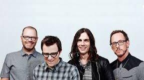 "Weezer ""Weekend Woman"""