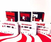 White Stripes: Cassette Day 1st 3 Albums