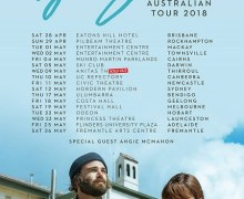 Angus & Julia Stone 2018 Tour Australia, Tickets, Dates