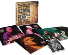 Bill Wyman's Rhythm Kings 4LP Box Set 'My King and Queen'
