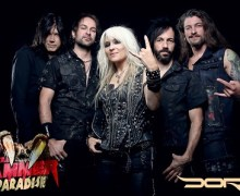 Doro Pesch 2017 Europe Tour, Tickets, Dates, Germany, Austria, Italy, Switzerland