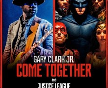 "Gary Clark Jr ""Come Together"" Justice League Soundtrack"