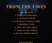 Greta Van Fleet 'From the Fires' EP/Album Tracklisting Revealed