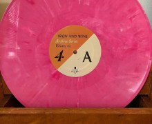 Iron & Wine Archive Series Volume No. 4 on Pink Vinyl – The Shepherd's Dog LP