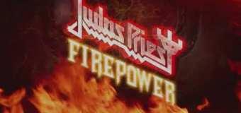 Judas Priest New Album 'Firepower' Official Trailer – Listen to New Song Sample