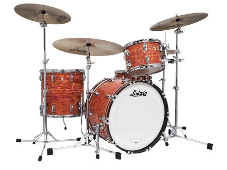 The Doors: Ludwig Brings Back Mod Orange Drums - John Densmore