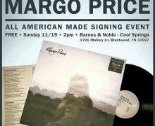 Margo Price Album Signing Event Barnes & Noble Cool Springs Franklin, TN